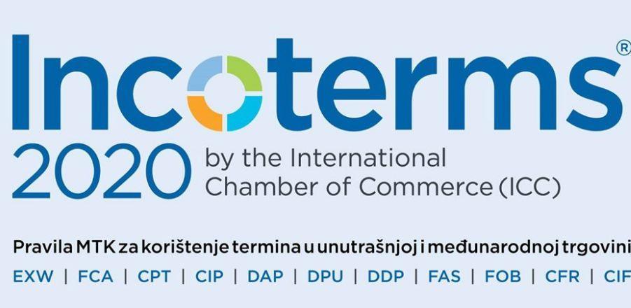 Nova pravila u međunarodnoj trgovini- Incoterms® 2020