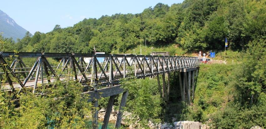 Vijeće ministara utvrdilo Prijedlog: Gradi se međudržavni most preko rijeke Tare