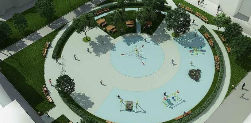 Sarajevo dobija igralište prilagođeno djeci sa poteškoćama u razvoju