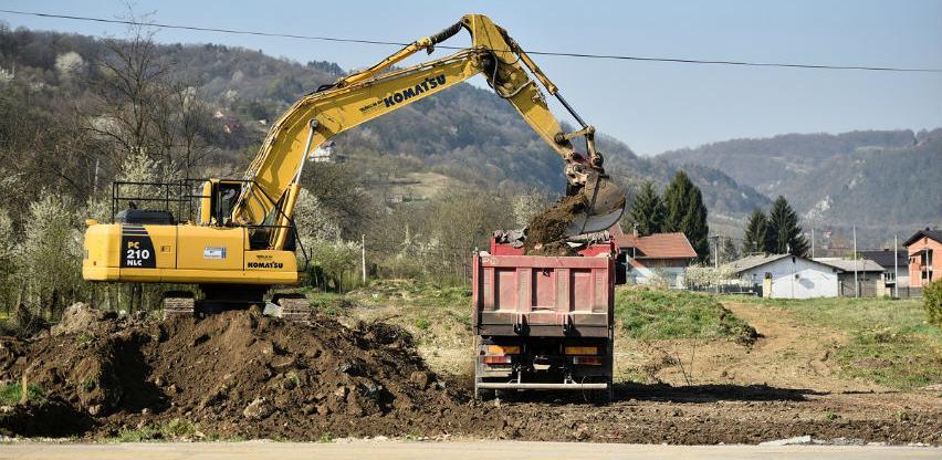 Nastavljena izgradnja Istočnog tranzita u Banjoj Luci