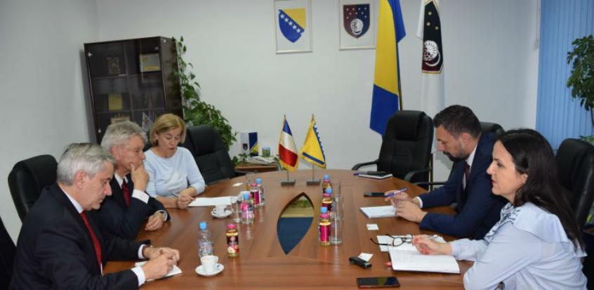 Ambasador Rousson: Sarajevo je povoljno za investiranje