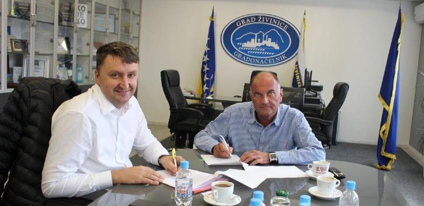 Potpisan sporazum za rekonstrukciju ceste koja povezuje Živinice sa Tuzlom