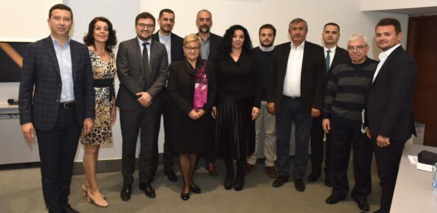 """U Skoplju održana osnivačka skupština """"Makedonsko-bh. poslovnog kluba"""""""