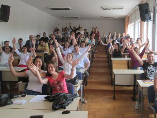 Studenti u Zenici i Mostaru učili o liderstvu i komunikaciji