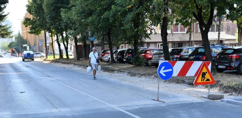 Počela sanacija ulice Marka Marulića