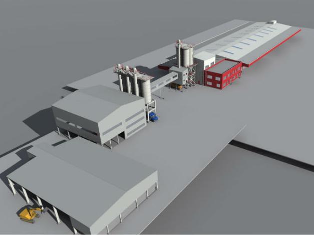 Nova Ceresit tvornica u Bileći otvara se na proljeće 2015. godine