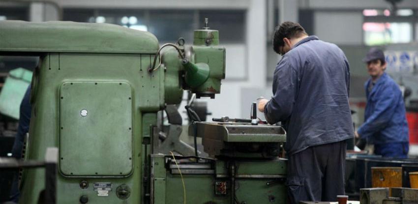 Novi pad industrijske proizvodnje u Hrvatskoj