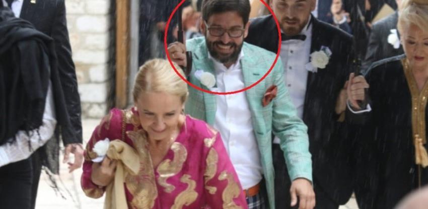 Ko je Omar Musabegović, upečatljivi gost svadbe stoljeća, i kako je povezan s firmom Tasyapi?