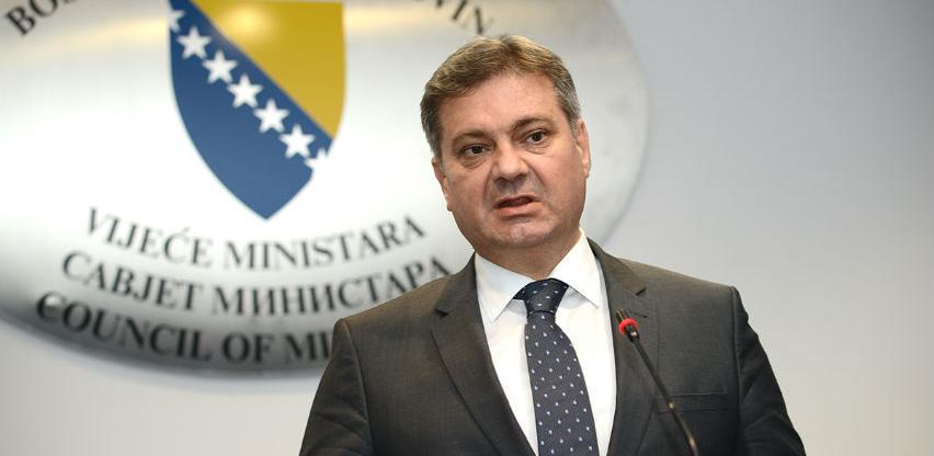 Denis Zvizdić traži okončanje imenovanja parlamentarnih komisija