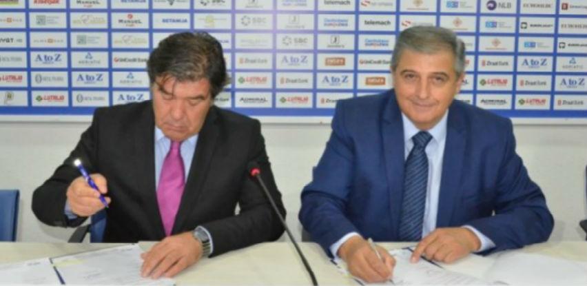 Za izgradnju stadiona 'Grbavica' 200.000 KM