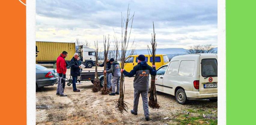 """Kroz projekat """"Jačanja proizvodnje trešnje u Hercegovini"""" doprinijeti razvoju domaće proizvodnje"""