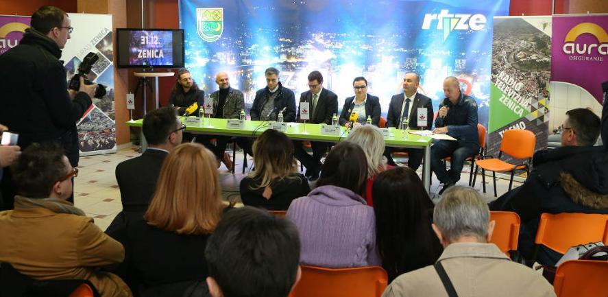 Miligram uvodi stanovnike Zenice u 2018.godinu