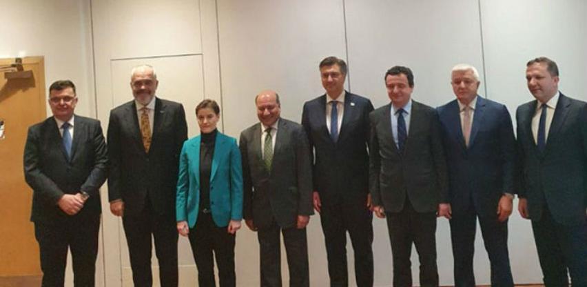 Tegeltija u Londonu: Infrastruktura i energetika najvažniji za zapadni Balkan
