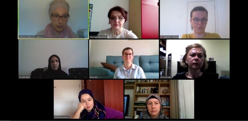 IUS Center održao online radionicu Vođene fantazije u Geštalt psihoterapiji