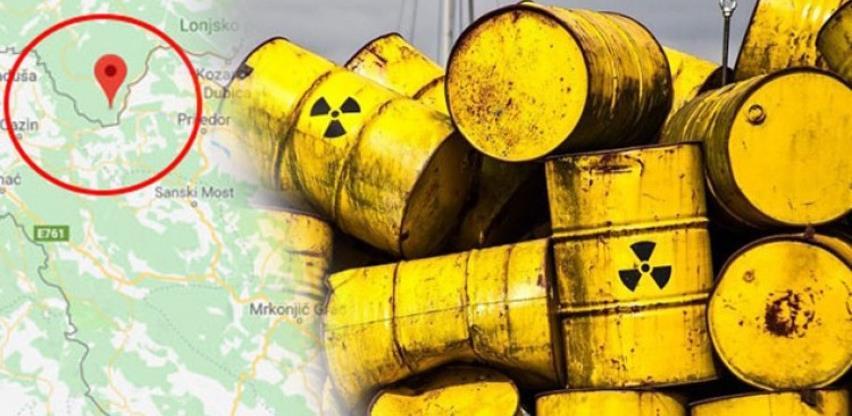 Preuzeta lokacija za Centar za zbrinjavanje radioaktivnog otpada