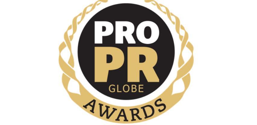 Dodijeljena prestižna priznanja PRO PR GLOBE AWARDS