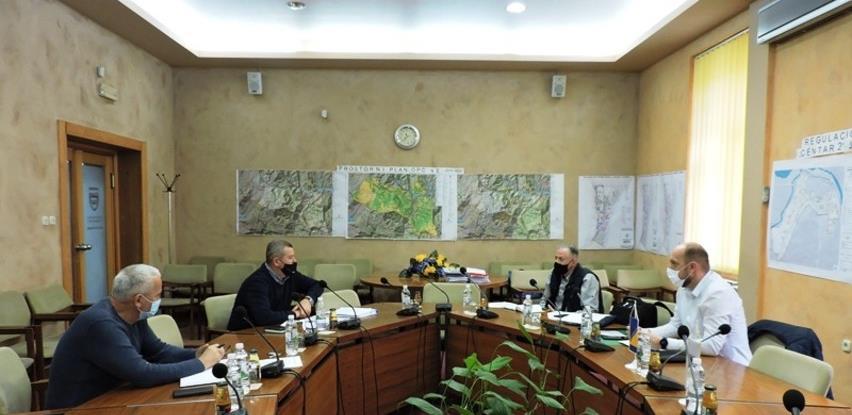 Implementacija projekat Jačanja otpornosti na katastrofe u Općini Jablanica