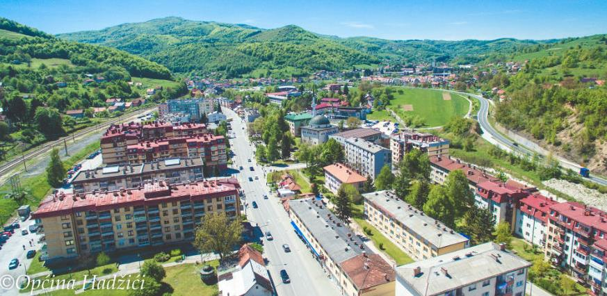Općina Hadžići prodaje građevinsko zemljište