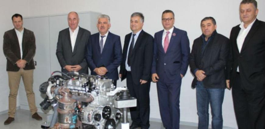 Mostar dobio laboratorij automobilske mehatronike