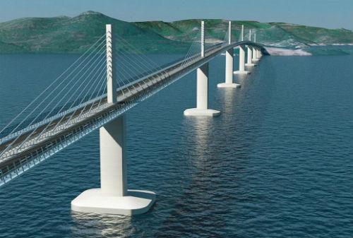 Novi uvjeti za Pelješki most, gradnja će kasniti najmanje godinu dana