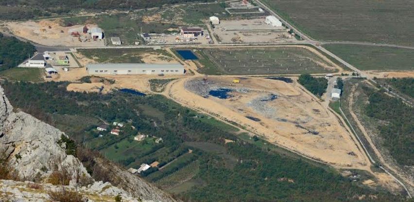 Poništen tender za izradu studije nove deponije u Mostaru