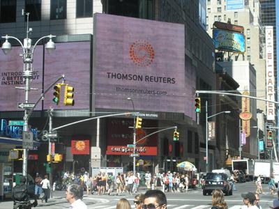 Thomson Reuters otpušta 2.500 radnika