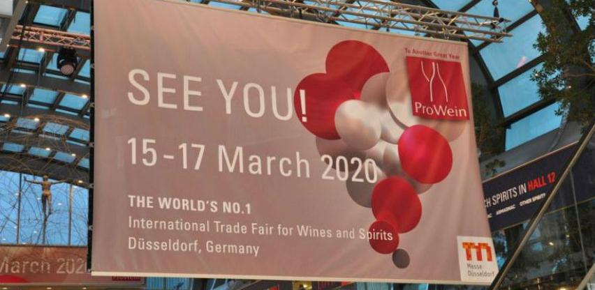 Poziv za učešće na sajmu ProWein 2020