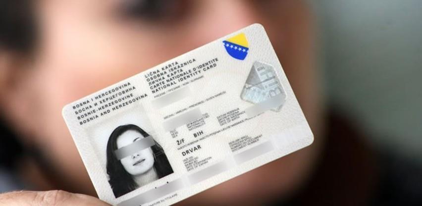 Zabrinjavajući podaci IDDEEA: Bez lične karte više od 230.000 građana BiH