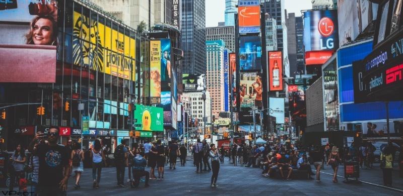 Times Square će biti prazan na Novu godinu