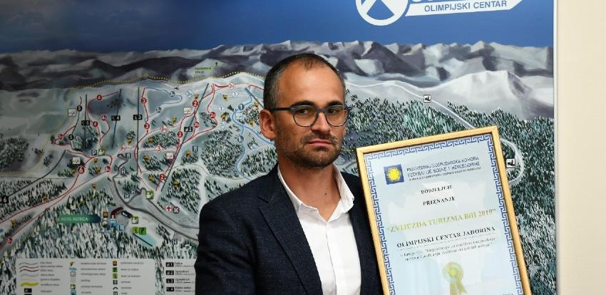 Jahorini priznanje 'Zvijezda turizma' Privredne komore FBiH