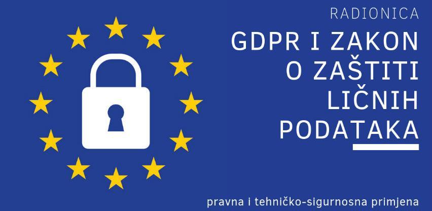 GDPR uredba i Zakon o zaštiti ličnih podataka