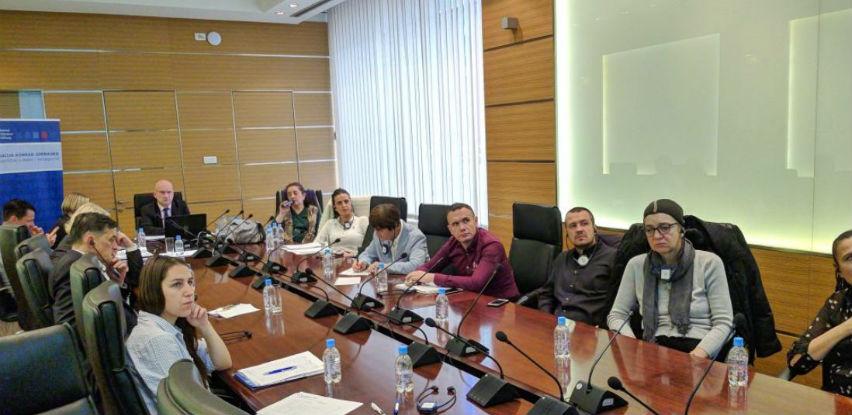 "Održan seminar ""Borba protiv korupcije-iskustva iz Njemačke"""