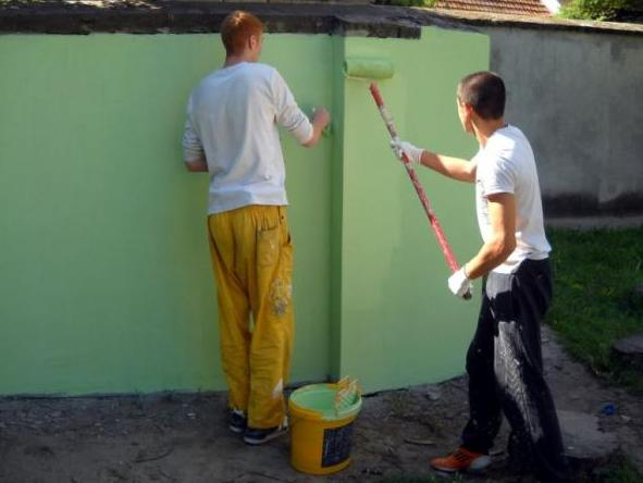 JUB, PKKS i Prilika Plus organizovali obuku za zvanje moler-farbar