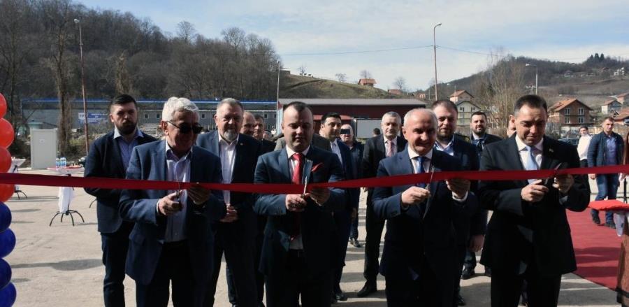 U Srebrenici otvorena dva nova proizvodna pogona