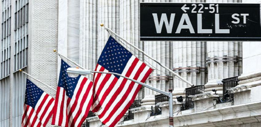 Zarade na Wall Streetu najviše od 2008.