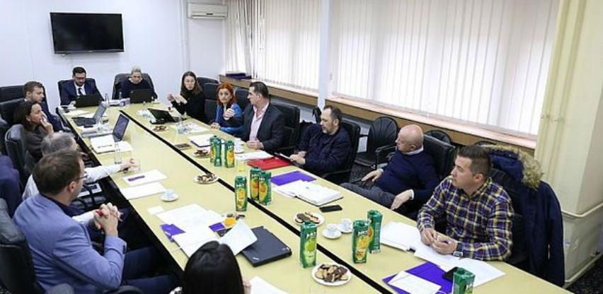 Zenica: Održani sektorski sastanci u sklopu akcionog plana Zeleni gradovi