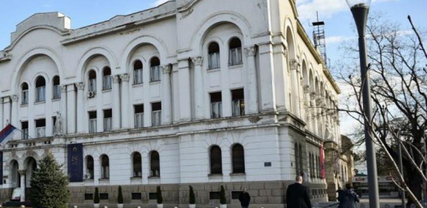 Uskoro i druga faza obnove Banskog dvora: Na redu fasada i osvjetljenje