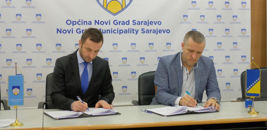 Potpisan ugovor za izgradnju sportskog igrališta u naselju Bojnik