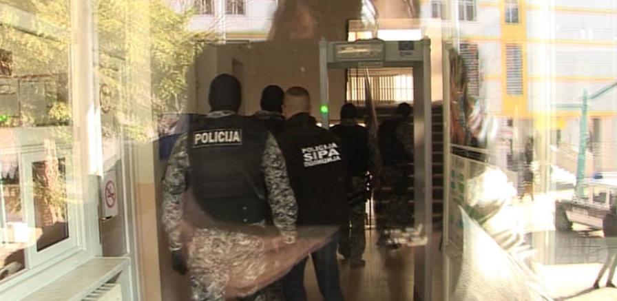 Akcija SIPA-e u Sarajevu, uhapšeno 12 osoba