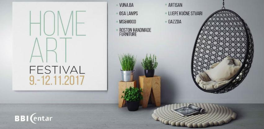 HomeArt festival u BBI Centru!