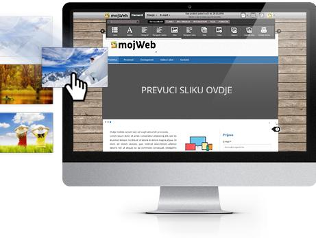 Leftor predstavio novi sistem za kreiranje web stranica mojWeb