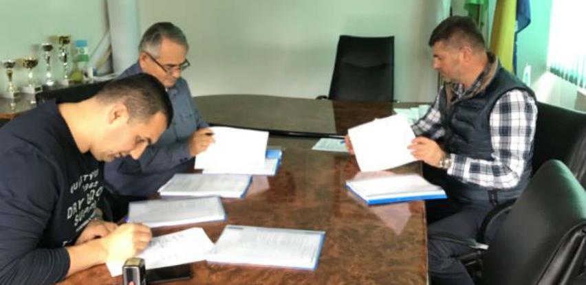 Potpisan Ugovor o izvođenju radova na rekonstrukciji kuće spasa u općini Trnovo