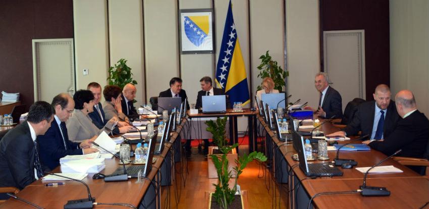 Vijeće ministara BiH o zajmu za projekt restrukturiranja željeznica RS-a