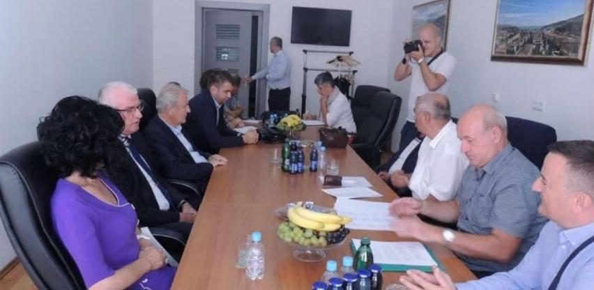 Potpisan ugovor o izgradnji ceste Novi Travnik - Gornji Vakuf/Uskoplje
