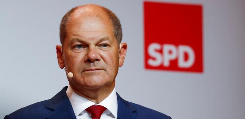 Kandidat Socijaldemokrata za kancelara Njemačke zalaže se za vojsku EU-a