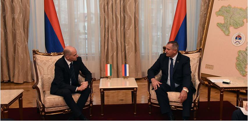 RS i Mađarska unaprijeđuju saradnju u oblasti energetike i obrazovanja