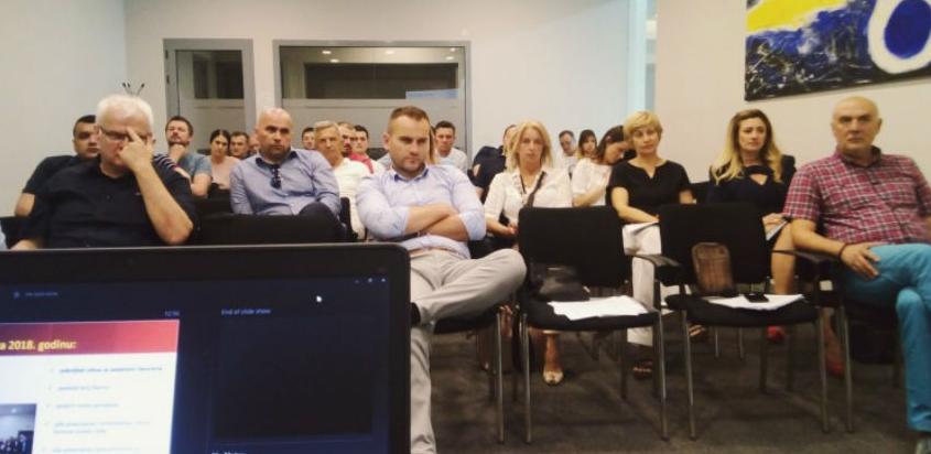 Gospodarska komora Grada Mostara dobila novo ime i statut