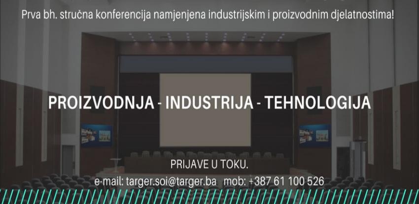 Targer E&C i TRA najavljuju stručnu konferenciju namijenjenu proizvodnim firmama