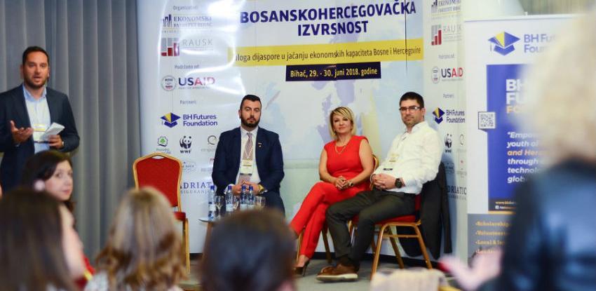 U Bihaću održana konferencija o ekonomskom potencijalu bh. dijaspore
