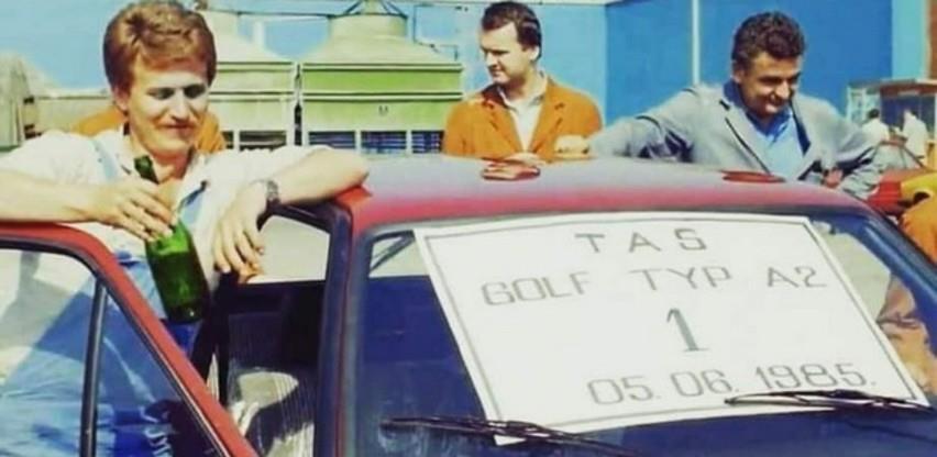 Sarajevski Golf 2 danas slavi 35 godina (Video)